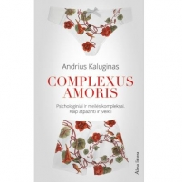 Knyga Complexus Amoris Erotinės knygos, kalendoriai