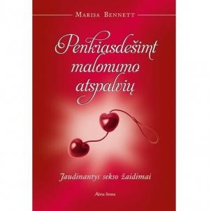 Knyga Penkiasdešimt malonumo atspalvių