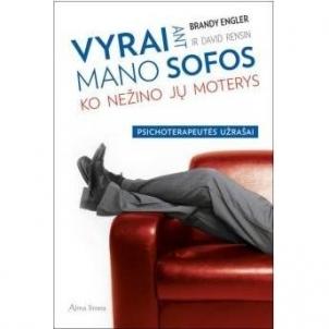 Knyga Vyrai ant mano sofos