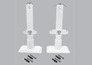 Kojelių apdaila PURMO radiatoriams Radiator accessories