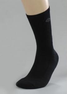 Kojinės SPORT DEO - antibakterinės kojinės juodos Taktiskā apakšveļa