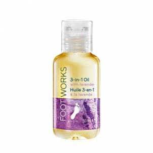 Kojų aliejus Avon 3 v 1 Foot Works (3 In 1 Oil With Levander) 50 ml Уход за ногами