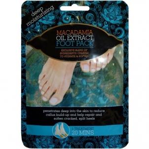 Kojų aliejus Macadamia (Oil Extract Foot Pack) 1 vnt. Kojų priežiūros priemonės
