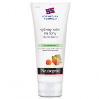 Kojų kremas Neutrogena Nordic Berry (Nourishing Foot Cream) 100 ml Kāju kopšanas