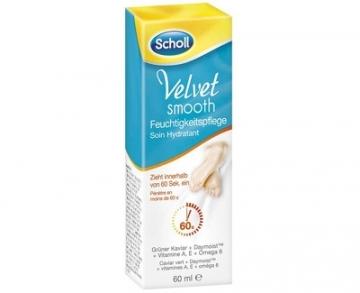 Kojų kremas Velvet Smooth (Hydrating Cream) 60 ml Kojų priežiūros priemonės