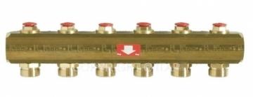 Kolektorius ITAP 3 žiedų, reguliuojamas, su balansiniais ventiliais Adjustable panels