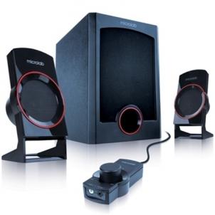 Kolonėlės Microlab M-111 2.1 Audio speakers