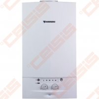 Kombinuotas dujinis katilas JUNKERS Ceraclass Smart ZWA 24-2 KE 23; 7,8-24kW Gas-fired boilers with open combustion chamber