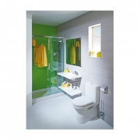 Kombinuotas unitazas Tigo with cover Lavatory closets