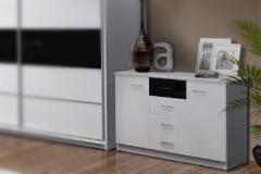 Komoda Dubaj Bedroom furniture collection Dubaj