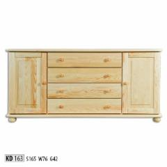 Commode KD163 Wooden chests of drawers