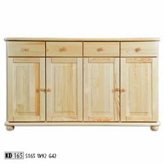 Commode KD165 Wooden chests of drawers
