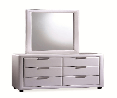 Commode su veidrodžiu Mito Bedroom chests