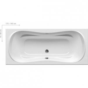 Kompektas: vonia Campanula II 170X75 (pilnas kompl.)