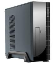 Kompiuterio korpusas CHIEFTEC UE-02B Minitower Black, 2 x USB