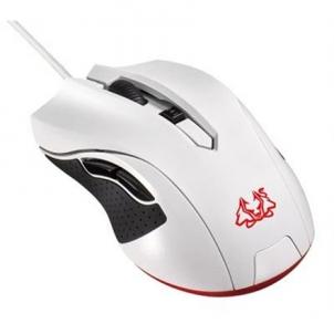 Kompiuterio pelė Asus Cerberus Arctic 90YH00W1-BAUA00 Gaming mouse, No, Wired, White