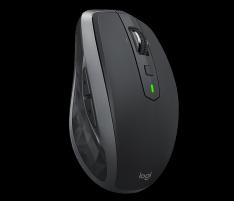 Kompiuterio pelė Logitech® Wireless Mouse MX Anywhere 2S - Graphite - EMEA