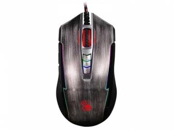 Kompiuterio pelė Mouse A4TECH BLOODY P93 Bullet Grey