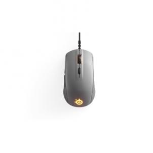 Kompiuterio pelė SteelSeries Gaming Mouse Rival 110, TrueMove1 sensor, 200 - 7,200, 100 CPI, Slate Grey SteelSeries