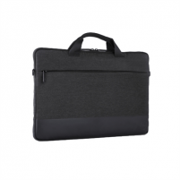 "Kompiuterios krepšys Dell Professional 460-BCFL 13 "", Dark gray, Shoulder strap, Fabric, Sleeve"