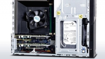 Kompiuteris Lenovo ThinkCentre M83 Tower i3-4130/4GB/500GB/Keyboard+Mouse/Win 10 Pro Refurb Staliniai kompiuteriai