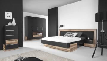 Guļamistabas komplekts Morena B Miegamojo komplektai