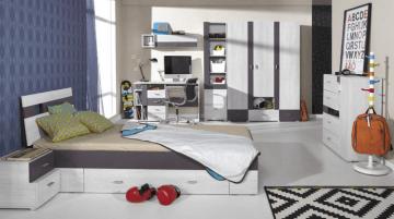 Komplektas Next C Наборы мебели для молодого человека