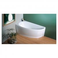 Komplektas vonia Avocado 150X75cm (kojos, apdailos pl., Sifon)