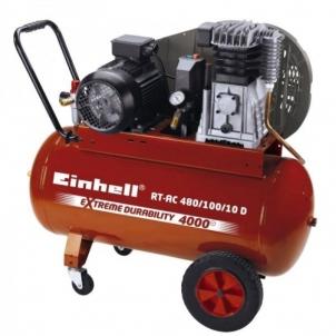 KOmpresorius Einhell RT-AC 480/100/10 D Reciprocating compressor