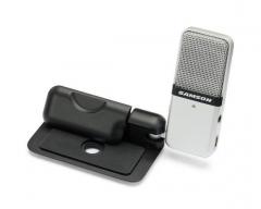 Kondensatorinis mikrofonas SAMSON Go Mic Portable USB + Cakewalk Music Creator