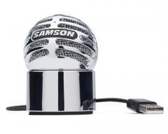 Kondensatorinis mikrofonas SAMSON Meteorite USB