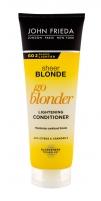 Kondicionierius John Frieda Sheer Blonde Go Blonder Conditioner 250ml Kondicionieriai ir balzamai plaukams