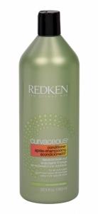 Kondicionierius plaukams Redken Curvaceous Conditioner Cosmetic 1000ml Kondicionieriai ir balzamai plaukams