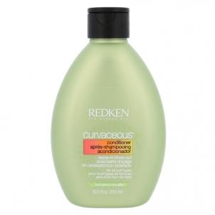 Kondicionierius plaukams Redken Curvaceous Conditioner Cosmetic 250ml Kondicionieriai ir balzamai plaukams