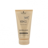 Kondicionierius plaukams Schwarzkopf BC Bonacure Excellium Taming Conditioner Cosmetic 150ml