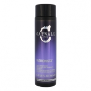 Kondicionierius plaukams Tigi Catwalk Fashionista Violet Conditioner Cosmetic 250ml Kondicionieriai ir balzamai plaukams