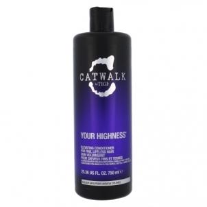 Kondicionierius plaukams Tigi Catwalk Your Highness Nourishing Conditioner Cosmetic 750ml Kondicionieriai ir balzamai plaukams