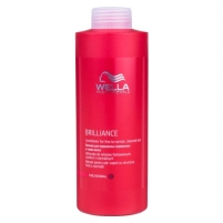 Wella Brilliance Conditioner Normal Hair Cosmetic 1000ml