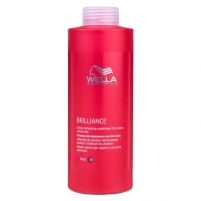Wella Brilliance Conditioner Thick Hair Cosmetic 1000ml