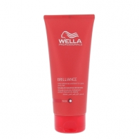 Kondicionierius plaukams Wella Brilliance Conditioner Thick Hair Cosmetic 200ml Kondicionieriai ir balzamai plaukams