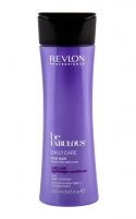 Kondicionierius Revlon Professional Be Fabulous Daily Care Fine Hair Conditioner 250ml Conditioning and balms for hair