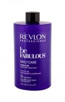 Kondicionierius Revlon Professional Be Fabulous Daily Care Fine Hair Conditioner 750ml Kondicionieriai ir balzamai plaukams