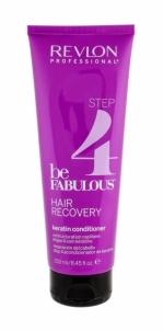 Kondicionierius Revlon Professional Be Fabulous Hair Recovery Conditioner 250ml Kondicionieriai ir balzamai plaukams