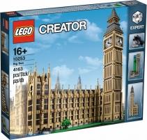 Konstruktorius 10253 Lego Exclusive Big Ben LEGO ir kiti konstruktoriai vaikams