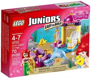 Konstruktorius 10723 Lego Juniors Карета Ариэль Lego un citas konstruktors