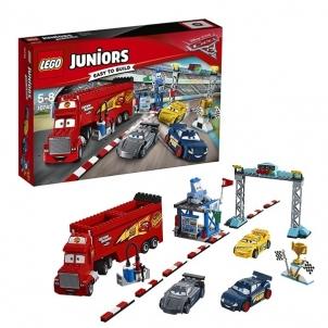 10745 LEGO® Juniors Floridos lenktynės 500, 5-8m. NEW 2017! Lego bricks and other construction toys