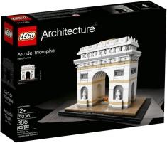 Konstruktorius 21036 LEGO® Architecture NEW 2018!