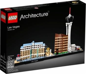 Konstruktorius 21047 LEGO® ARCHITECTURE, Las Vegas