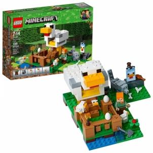 Konstruktorius 21140 LEGO® Minecraft NEW 2018! LEGO ir kiti konstruktoriai vaikams