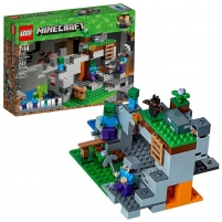 Konstruktorius 21141 LEGO® Minecraft NEW 2018!